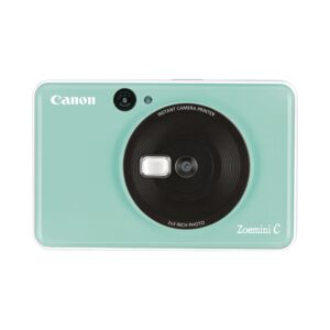 ZOE MINI-C INSTANT CAM & PRINTER GREEN