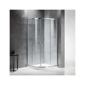 SHOWER BOX MULSANNE R 90X90X190CM 6MM
