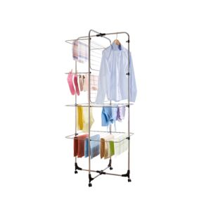 LAUNDRY DRYER TOWER SS 4 LEVELS 35M