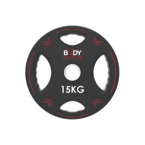 WEIGHT PLATES 15KG/PC OLYMPIC TPU