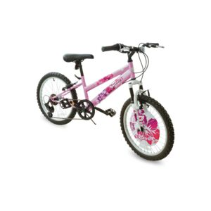 "BICYCLE GIRL 20"" 6SPEED SHOCK SPORTEX"