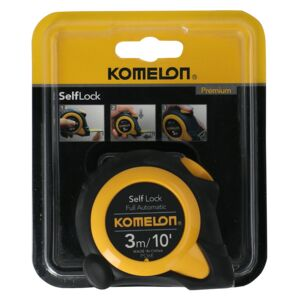 MEASURING TAPE 3M SELF LOCK KOMELON