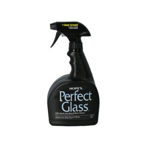 "CLEANER-GLASS 32oz. TRIGGER SPRAY ""HOPES"