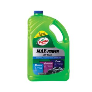 CAR WASH 2.95L MAX POWER TURTLE WAX