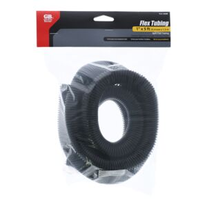 "FLEX SPLIT TUBE 1""X5FT BLACK GB"