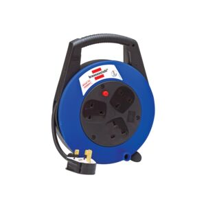 CABLE REEL 3WAY 5M VARIO-LINE BLK/BLU