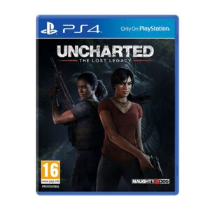 PS4 Uncharted The Lost Legacy HIT GAME