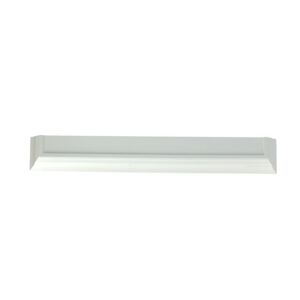 "LEDGE PEDESTAL 36"" WHITE KV"