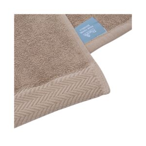 BATH TOWEL 70X140CM L. BROWN CONCEPTO