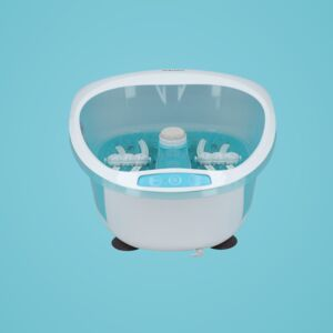 COMPACT FOOT SPA WITH HEAT HOMEDICS