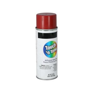 SPRAY PAINT CHERRY RED TOUCHn TONE DAP