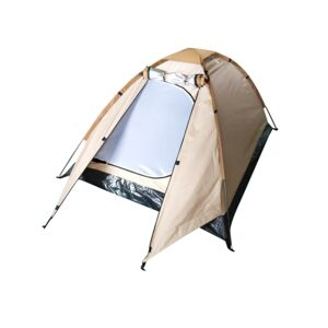 CAMPING TENT WATER PROOF 1LAYER 2PERSON