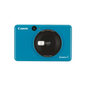 ZOE MINI-C INSTANT CAM & PRINTER BLUE