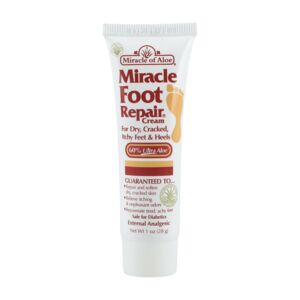 MIRACLE FOOT REPAIR 1oz. CREAM