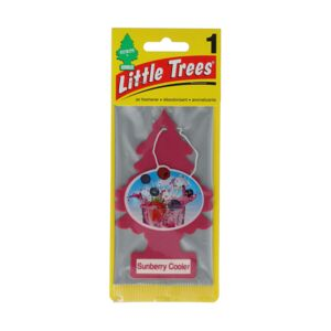 CAR FRESHENER LITLE TREE SUNBERRY COOLER