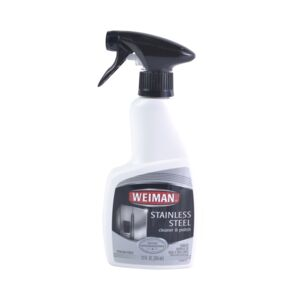 CLEANER 12oz. SPRAY STAINLESS STEEL