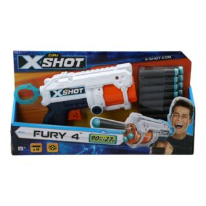X-SHOT EXCEL FURY 4 16DATRS OPEN BOX