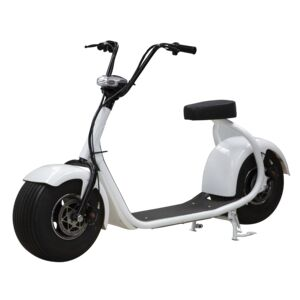 SCOOTER WIDE TIRE ELECTRIC GREENPEDEL