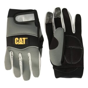 LEATHER PADDED GLOVE SYNTHETIC JUMBO