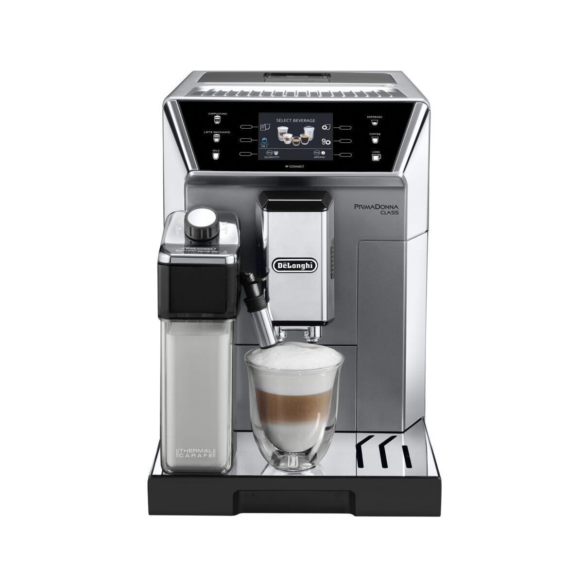 delonghi prima donna class ماكينة قهوة ديلونجي ساكو