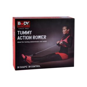 TUMMY ACTION ROWER BODY SCULPTURE