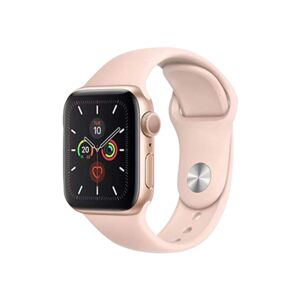 APPLE WATCH S5 GPS 44MM GOLD ALUMINIUM