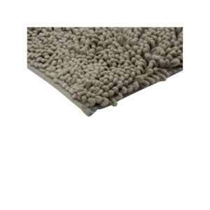 BATH MAT 76X51CM SPA LOOP MCRFBR TAUPE