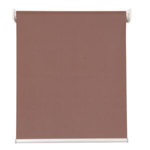 BLINDS ROLL PLAIN BLAC, 240X180CM, Brown