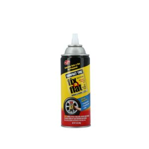 FIX-A-FLAT COMPCT TIRE SLR&INFLTOR 12oz