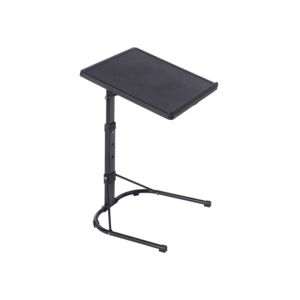 LAPTOP TABLE 43X43X59-71CM BLACK COLOR