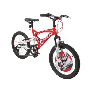 "BICYCLE BOY 20"" 6SPD SHOCK&SPRNG SPROTEX"