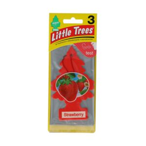 AIRFRESH TREE 3PCS TRDN'L STRAWBERRY