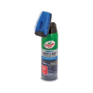 CARPET CLEANER & BRUSH TURTLE WAX