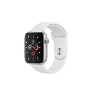 APPLE WATCH S5 44MM SILVER ALUMINIUM