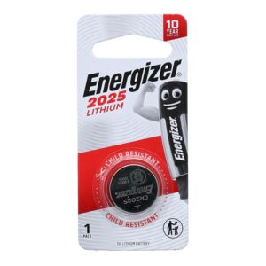 BATTERY COIN LITHIUM 2025 ENERGIZER