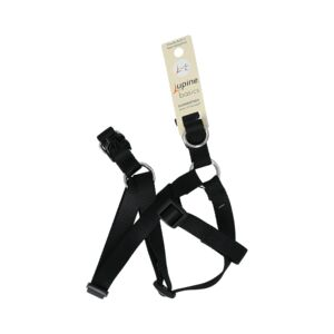 "DOG HARNESS 15-21"" BLACK"