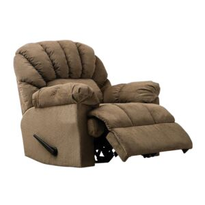 RECLINER CHAIR 96X102X96CM FABRC BROWN