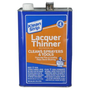 LACQUER THINNER 1GAL KLEAN STRIP