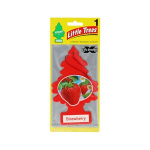 AIRFRESH TREE XTRA STRENGTH STRAWBERRY