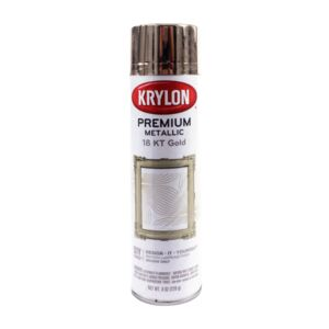 SPRAY PAINT 18KT KRYLON