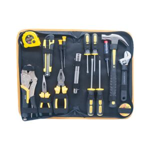 TOOLS SET 16PCS COMBINATION CROWNMAN