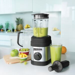 BLENDER JAR 1L 725W QUIET SHIELD HB PRO