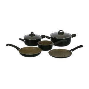 COOKWARE SET 7PCS BIO COOK OIL