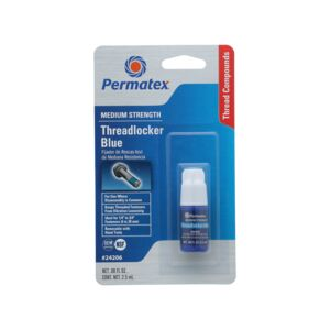 THREAD LOCKER 2.5ML BLUE PERMATEX