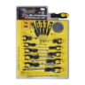 SCREWDRIVER SET 27PCS CROWNMAN
