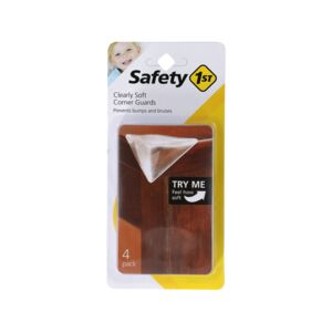 CHILD SAFETY CORNER GUARD 4PC SOFT