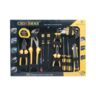 TOOLS SET 20PCS BASIC HAND TOOL CROWNMAN