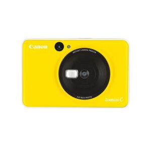 ZOE MINI-C INSTANT CAM & PRINTER YELLOW