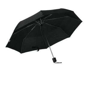 "UMBRELLA 42"" SUPER MINI BLACK"