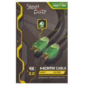 XB1 4K 2.0 HDMI HIGH SPEED HD LED CABLE